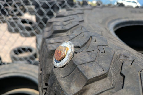 Finding A Score: How To Buy Used Off-Road Tires
