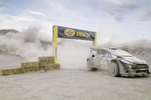 Ken Block And Pennzoil Team Up For Another Terrakhana Video