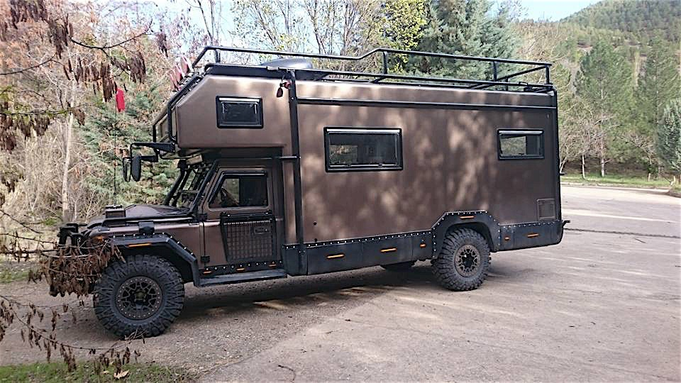 Readers Rides The Ultimate Off Road Camper From Turkey