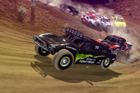 Video: Remastered High-Definition Off-Road Video Game To Hit Shelves
