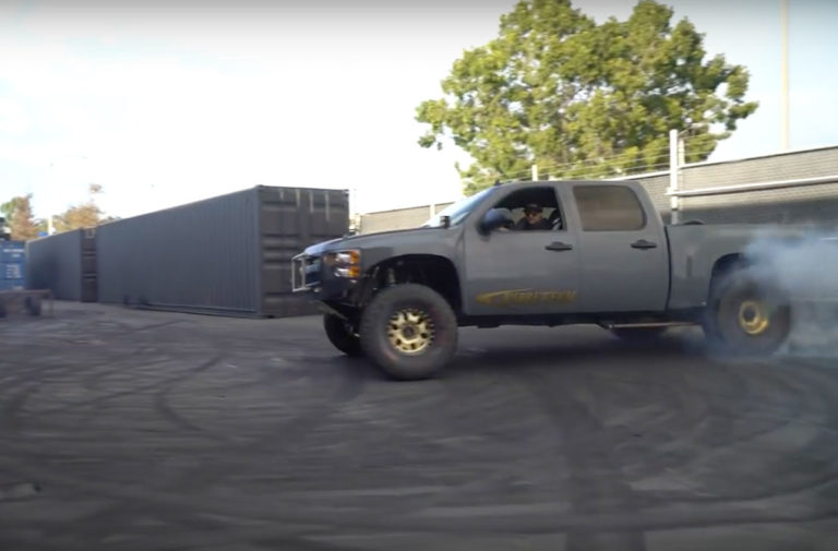 Video: The Hoonigans Launch Chevy Prerunner