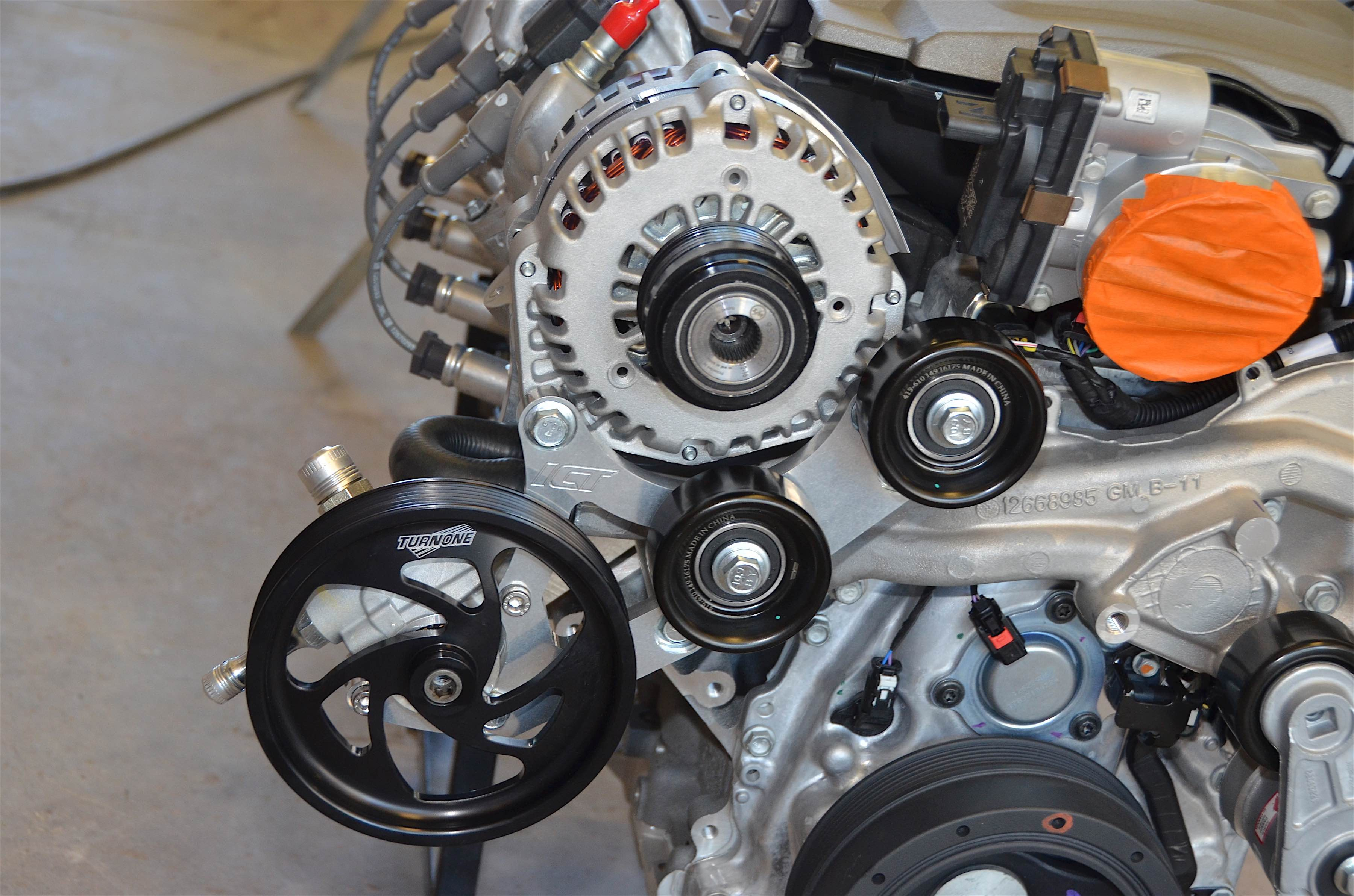 Electric To Hydraulic: Adding Power Steering To Chevy's