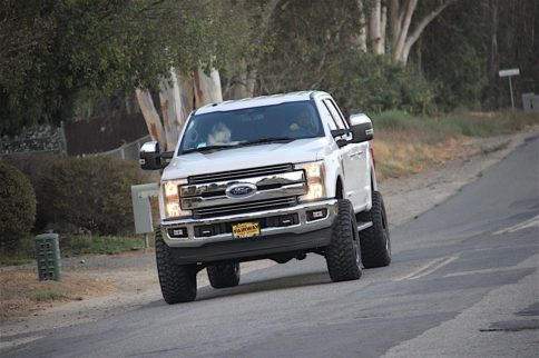 Fine Bit O' Kit: Installing RBP's Four-Inch 2017 F-250 Lift Kit