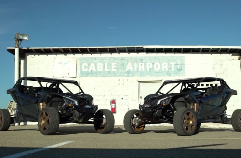 Here's What Happens When You Gymkhana The Cam-Am X3