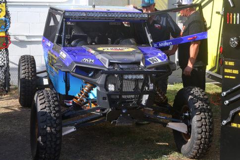 Sand Sports Super Show: Rhys Millen's Baja 500 Winning RZR