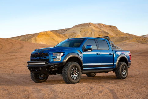 Shelby American Continues 525HP Baja Raptor