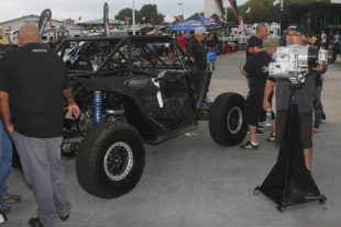 Sand Sports Super Show: Tubeworks Yamaha YZX Test Mule And More