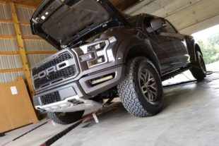 Custom EcoBoost Raptor Tune Delivers Big Gains