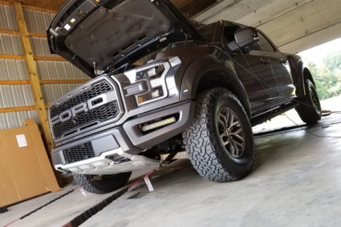 Custom EcoBoost Raptor Tune Delivers Big Gains
