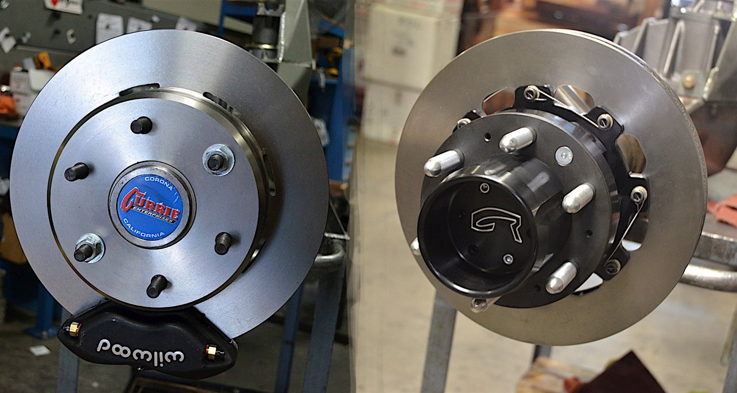 Digging Deeper: Converting An Axle From Semi-Float To Full ...