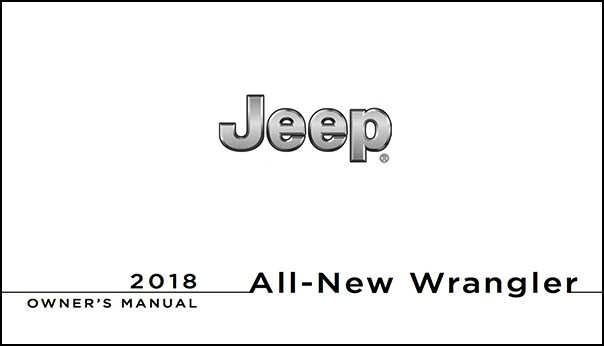 leaked  jeep jl wrangler owners manualuser guide
