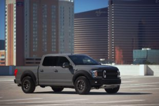 SEMA 2017: 600HP RTR Muscle Truck Concept Revealed