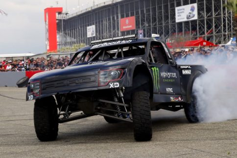 Video: Monster Energy Puts Off-Road Drivers To The Test With Duels
