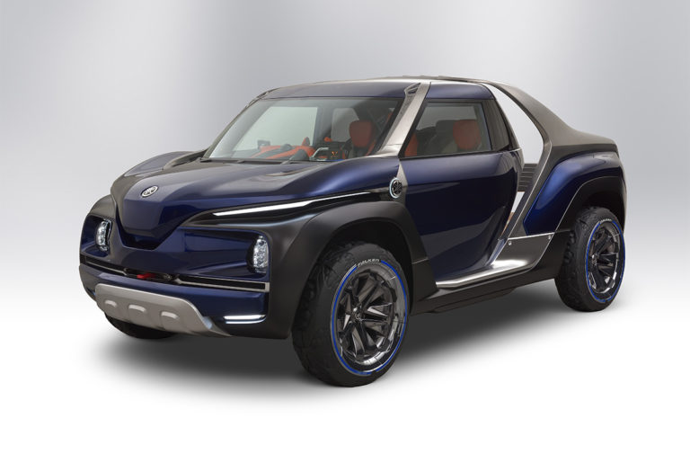 Video: Yamaha Unveils Cross Hub Concept
