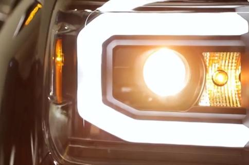 It's Lit: GMC Sierra Switchback Headlight Install