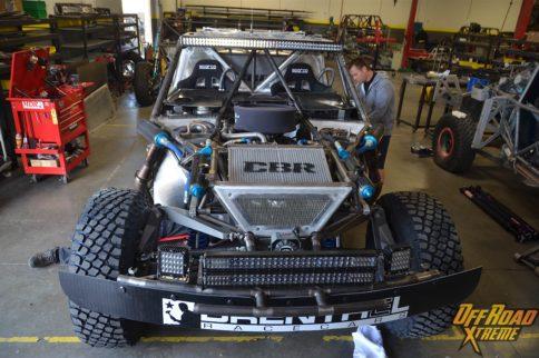 Baja 1000: An All-New Trophy Truck Taking On The Baja Peninsula