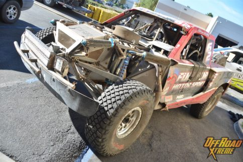 Rolling Through: All-New Brenthel Trophy Truck Finishes Baja 1000