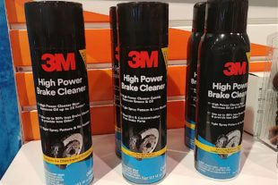 SEMA 2017 - 3M Shows Earth Friendly Brake Cleaner In Three Formulas