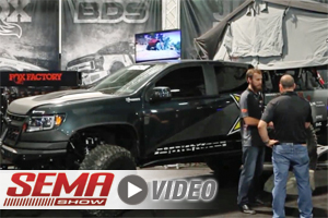 SEMA 2017: BDS Suspension Overview – A Little Bit Of Everything