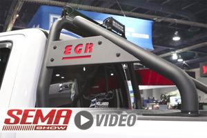 SEMA 2017: EGR's Complete Line Of Truck Metals