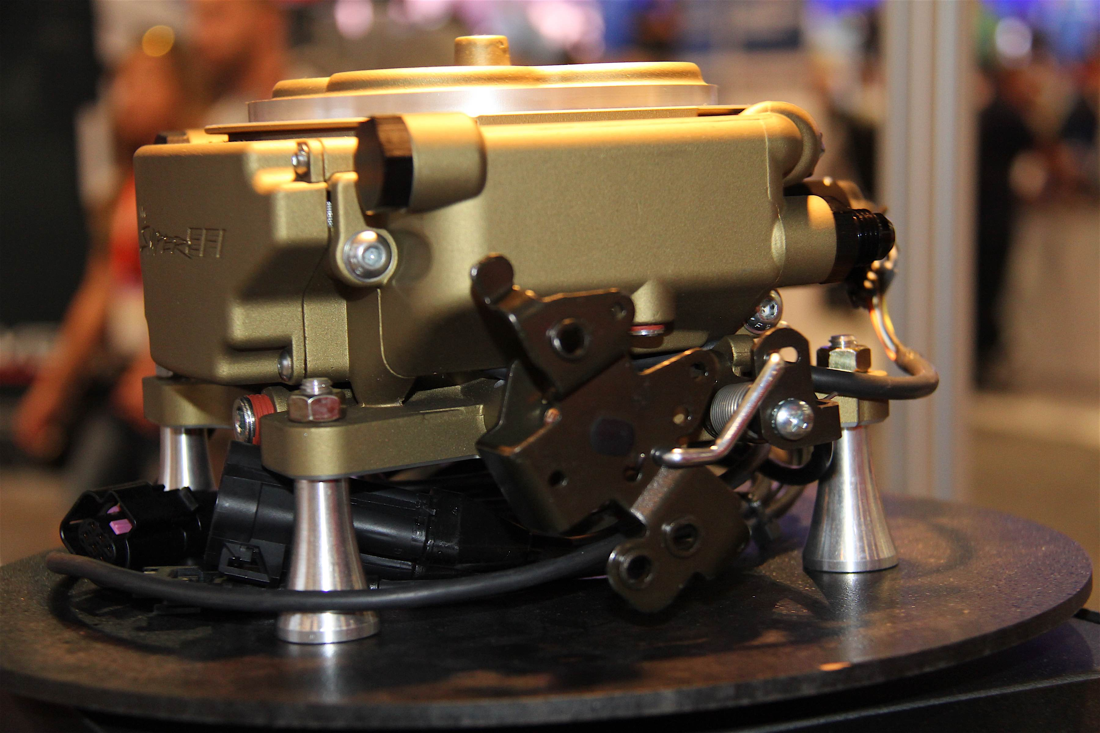 Project Iron Blazer: Holley Terminator EFI TBI Cures Quirky Carb