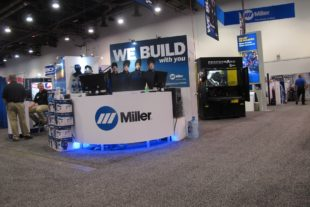 SEMA 2017: Miller Makes Welding At Home Easier For Enthusiasts