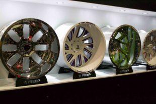 SEMA 2017: Rolling Big Power's Wheels & Max Altitude Lift Kits