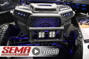 SEMA 2017: RT Pro UTV Bumpers For RZR 1000