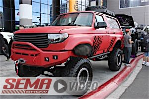 SEMA 2017: The Off-Road Vehicles Of the SEMA Show