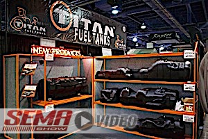 SEMA 2017: Titan Fuel Tanks Are Going The Distance