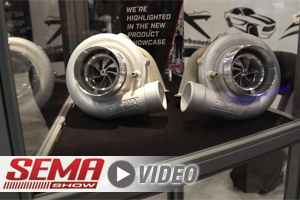 SEMA 2017: Turbonetics And Precision Turbo Combine Forces