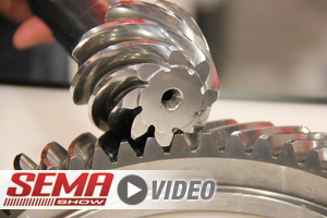 SEMA 2017: US Gear's Dana 60 Pro Ring And Pinion