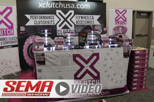 SEMA 2017: XClutch Talks Performance Advantages And Product Lineup