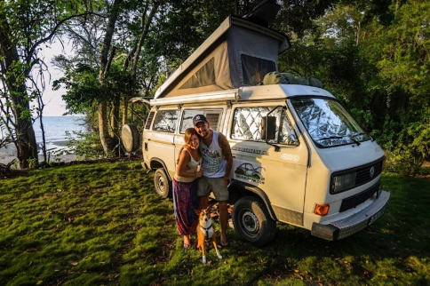 Adventure Of A Lifetime: Overlanding The World In A VW Bus