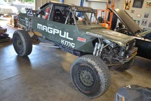 Baja 1000: Hammer Class Winner Casey Currie And The Trophy Jeep