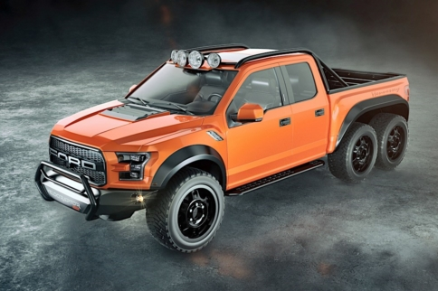 Hennessey Unleashes 50 VelociRaptors On The World