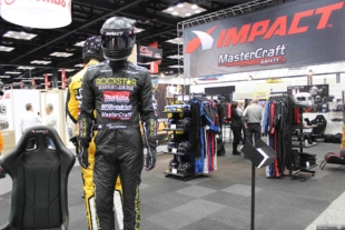 PRI 2017: Impact Racing Unveils All-New Racing Seat