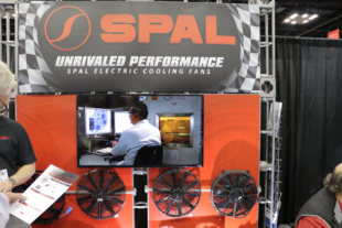 PRI 2017: New Cooling Fan Technology From SPAL USA