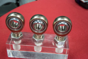 PRI 2017: PFTE Rod Ends From FK Rod Ends Make Your Steering Smooth
