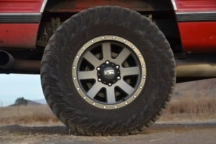 Tire Review: Amp Terrain Attack M/T