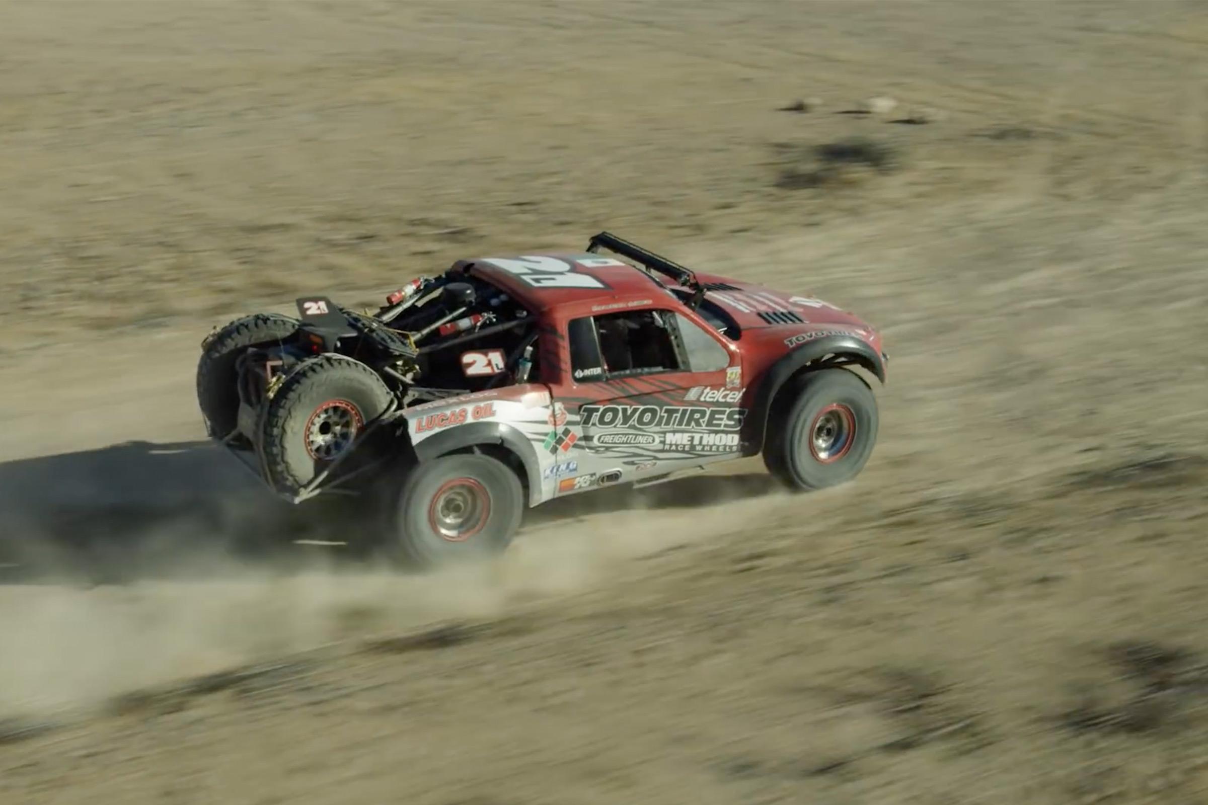 Video: Toyo Tires 2017 SCORE Baja 1000 Highlights