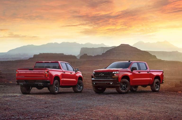 Video: 2019 Chevrolet Silverado Unveiled At Centennial Event