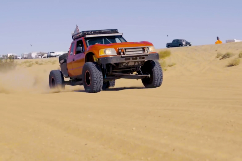 Video: Glamis For Thanksgiving With Dirt Alliance And Friends