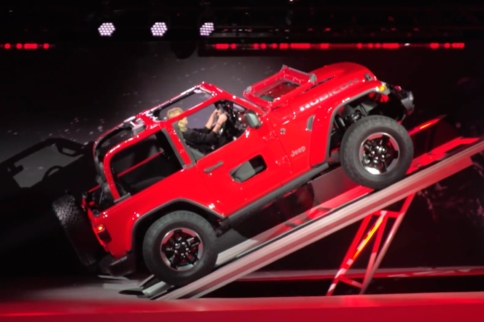 Video: Jeep Wrangler JL Official LA Auto Show Recap