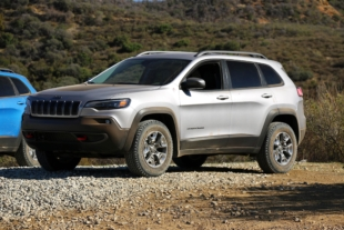 First Drive: 2019 Jeep Cherokee Trailhawk