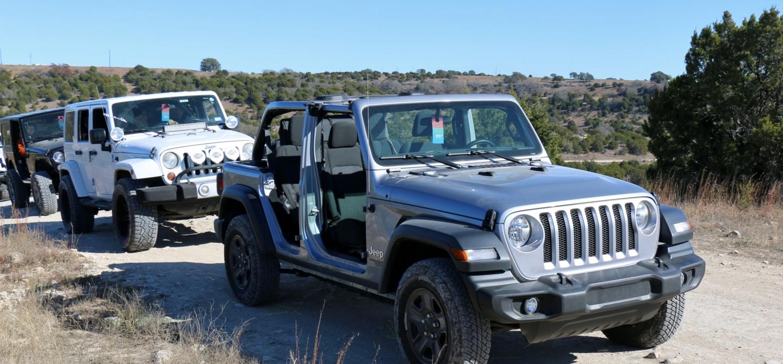 2018 Jl Jeep Wrangler Does The Polar Bear Run With Austin Jeeppeople