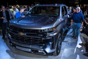2019 Chevrolet Silverado: 3.0L Duramax Inline-Six Turbodiesel