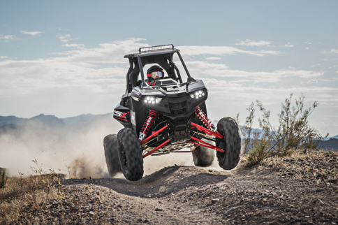 Video: Polaris Releases The 2018 RZR RS1 Single-Seater