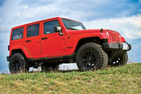 BDS Releases Line Of 2018 Jeep Wrangler JK Lift Kits