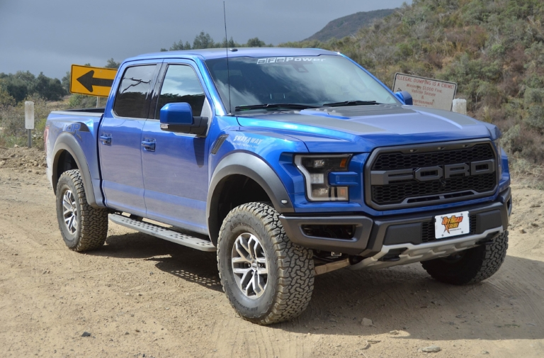 Behind The Wheel: aFe Power's Tricked Out 2017 Ford Raptor